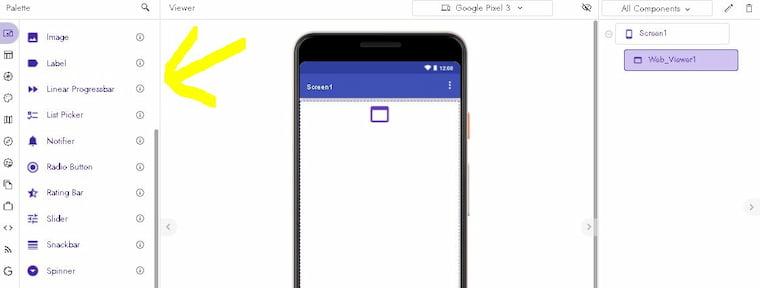 Kodular.io Mobil Uygulama Tasarlama Adım 5