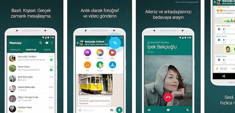 Görüntülü Sohbet Siteleri WhatsApp