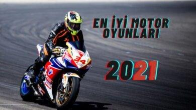 En İyi Motor Oyunları Listesi 2021